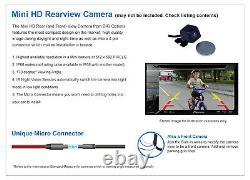 4.3 inch LCD Camera Kit Waterproof fully submersible for Caravans Motor Homes