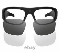 Bear Grylls Waterproof Action Camera Glasses with Full HD 1080P Built-In POV Cam