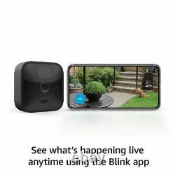 Blink Outdoor WiFi 2-Camera Security Cam System 2020 Newest Model with Alexa