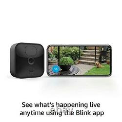 Blink Outdoor Wireless 1080p HD 2-Cam Security Camera System Brand New