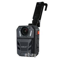 Boblov 1296P Ultra HD Police Body Camera Action Cam Video Camcorder Waterproof