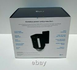 Brand New Sealed Ring Spotlight Cam Mount Wired Outdoor Security Camera Black