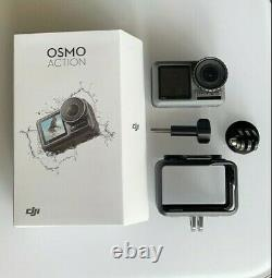 DJI Osmo Action 4K Action Cam 12MP Digital Camera with 2 Displays