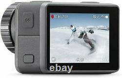 DJI Osmo Action 4K Action Cam 12MP Digital Camera with 2 Displays 36ft