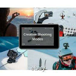 DJI Osmo Action 4K Action Cam 12MP Digital Camera with 2 Displays 36ft. New