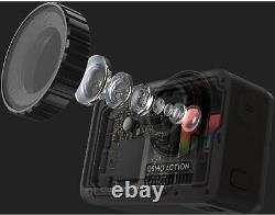 DJI Osmo Action Cam Digital Camera Bundle Waterproof 4K HDR + 128GB MicroSD Card