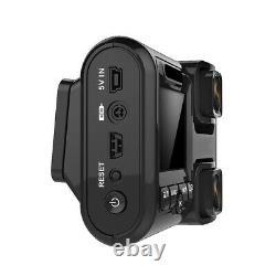 Dual Lens Car DVR 4K 2160P Sony Sensor WIFI GPS Logger 2 Camera Video Dash Cam