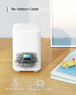 Eufy 1080P Wireless Security Camera System eufyCam 2 Outdoor 3-Cam Kit with Alexa