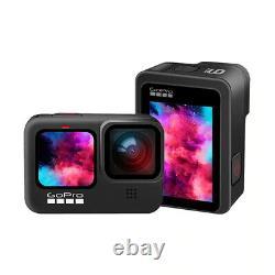GoPro Hero 9 Black Action Camera 5K Ultra HD Video Waterproof Helmet Sport Cam