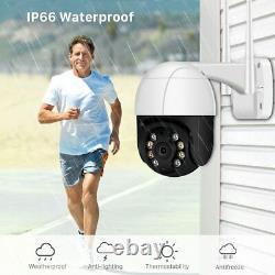 ICSEE 5MP 1080P WIFI IP CCTV Security Camera Wireless Outdoor HD Home PTZ IR Cam