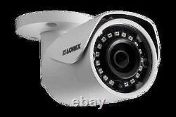 LOREX LN10802-84W 2K IP Security Cam system 8 Ch NVR 4 HD outdoor Cameras 2TB