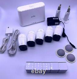 NETGEAR Arlo Pro(1) 3 Wireless Security Cam System Plus 2 Bonus Cams 912B