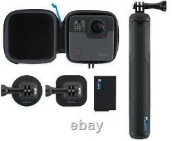 NEW GoPro Fusion 18 MP Waterproof 5.2K Camera Camcorder 360° Degree Action Cam