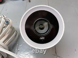 Nest Cam IQ Outdoor Wireless Camera White