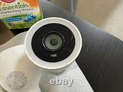 (One) Nest Cam IQ Outdoor Wireless Camera
