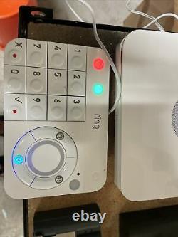 Ring security system 10 Pieces, Ring Doorbell 2, Ring Spotlight, Ring Indoor Cam