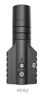 RunCam Scope Cam 4K HD 25MM WiFi POV Picatinny Rifle Hunting Action Camera G