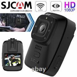 SJCAM A10 1296P Portable Body Camera Wearable Night Vision Security Action Cam