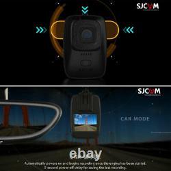 SJCAM A10 1296P Portable Body Camera Wearable Night Vision Sports DV Action Cam