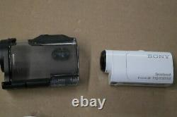 Sony Action Cam Mini HDR-AZ1 11.9MP Splashproof Action Camera with housing