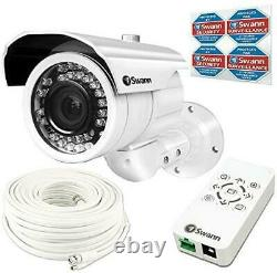 Swann PRO-880 Ultimate Optical Zoom CCTV Security Camera Night Vision