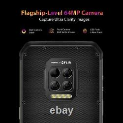 Ulefone Armor 9 Thermal Imaging Smartphone 128GB Waterproof Cell Phone Unlocked