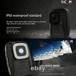 Wifi SJCAM A10 1080P Body Worn Camera Wearable Laser Light Sports Action IR Cam
