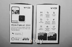 3x Wyze V3 Cameras Cam, 1080p, In Stock, Capteur De Lumière Star
