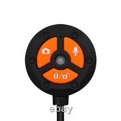 A10 150°grand Angle 2ch 1080p 30fps Moto Wi-fi Gps Dash Cam Caméra G-sensor