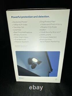 Anneau Projecteur Cam Wired Pro Caméra 3d Motion-activated Hd Sécurité Blanc 2021