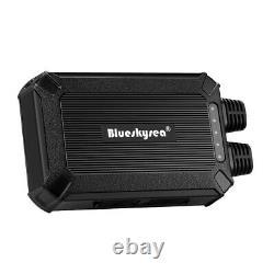 B1m Ip67 Sony Imx323 Double Objectif 1080p 30fps Moto Wifi Dash Cam Camera Wdr