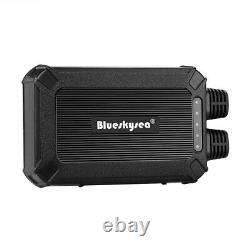 B1m Sony Imx323 Dual Lens Avant + Arrière 1080p Moto Wifi Dash Cam Camera Wdr