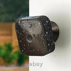 Blink Outdoor 3 Cam Kitwireless, Caméra De Sécurité Hd Résistante Aux Intempéries Esprit