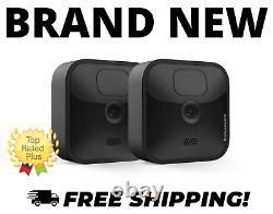 Blink Outdoor Wifi 2-camera Security Cam System 2020 Modèle Le Plus Récent Avec Alexa