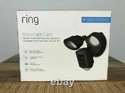 Caméra De Projecteur De Bague Motion-activated Hd Security Cam Two-way Talk Et