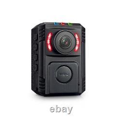 Caméra Du Corps De La Police Vision Nocturne Pour L'application De La Loi Mini Corps Orné Cam 1080p