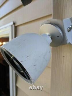 Caméra Extérieure Sans Fil Nest Cam Iq Blanc (nc4101us)