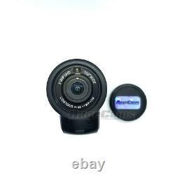 Contour4k Contour Hd Caméra 4k Casque Étanche Cam 16mm Lens Hunting Zoom Mod