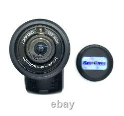Contour4k Contour Hd Caméra 4k Casque Étanche Cam Lens Stock Wifi Grand Angle
