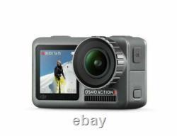 Dji Osmo Action 4k Action Cam 12mp Appareil Photo Numérique Double Écran Hdr Flambant Neuf