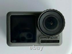 Dji Osmo Action 4k Action Cam 12mp Caméra Numérique Avec 2 Écrans