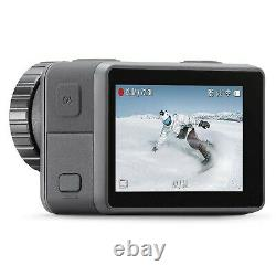 Dji Osmo Action 4k Action Cam 12mp Caméra Numérique Avec 2 Écrans 36 Pieds. Nouveau