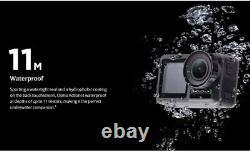 Dji Osmo Action 4k Action Cam 12mp Caméra Numérique Avec 2 Écrans (sealed)
