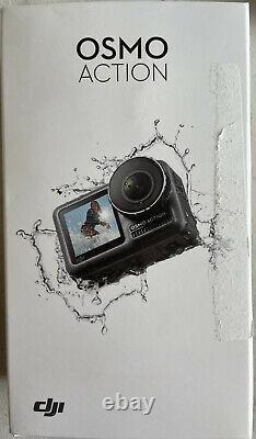 Dji Osmo Action Cam Appareil Photo Numérique Avec 2 Écrans Utilisés