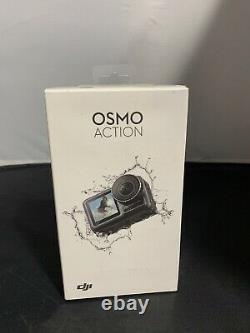 Dji Osmo Action Cam Caméra Numérique Avec 2 Affichages Nouveaux Scellés! P6