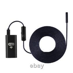Endoscope D'inspection De Boréscope Wifi Étanche Snake Tube Camera Pour Iphone