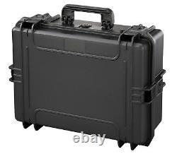 Étanche Ip67 Hard Protective Briefcase Camera Case + Planches Rembourrées Rembourrées Moveables