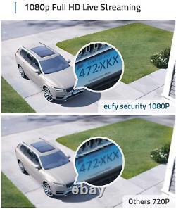 Eufy Security Eufycam 2c Wireless Home Security Add-on Camera, Nécessite Homebase