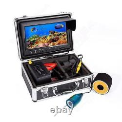 Eyoyo 9 Fish Finder Caméra De Pêche Sous-marine 50m 1000tvl Cam Led Infrarouge Ir