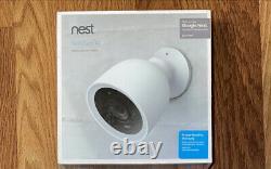 Google Nc4101us Nest Cam Iq Caméra De Sécurité Extérieure 8mp 1/2.5 Couleur